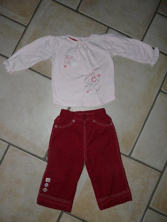 pantalon Tissaia 3€