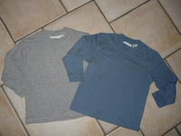 NEUF lot 2 Tshirts Redoute 4,50€