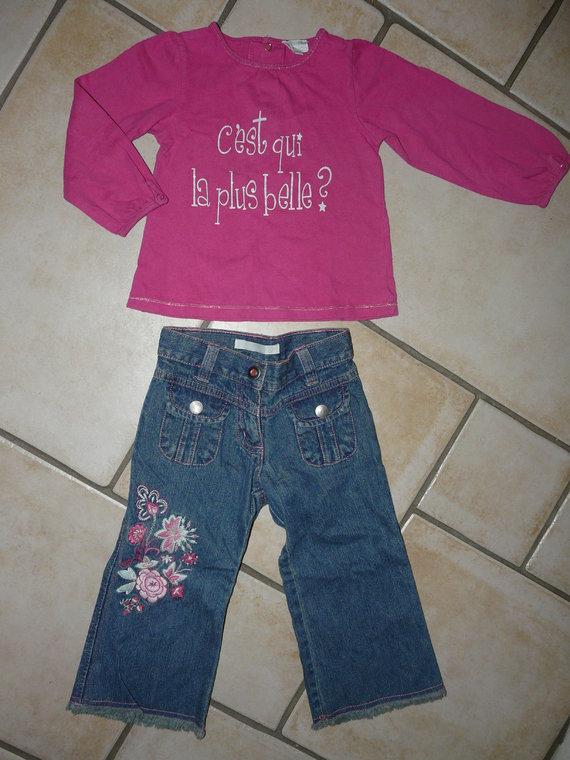 pantalon redoute 4,50€