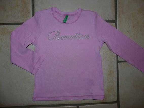 Tshirt Benetton 7€