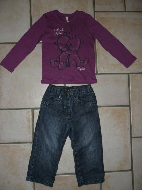 pantalon DPAM 4€