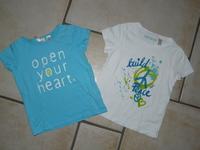Tshirt Okaidi 3,50€ piece