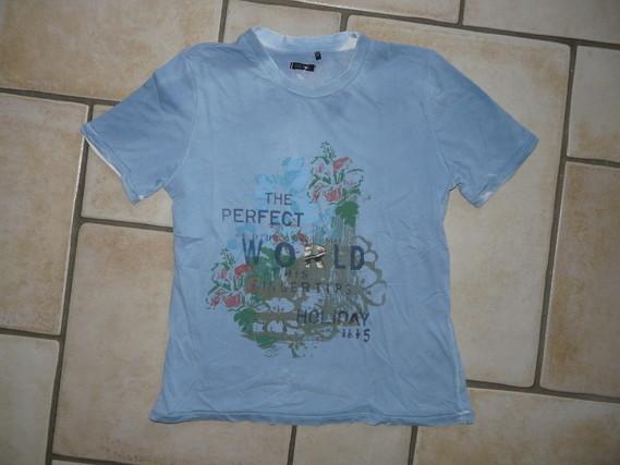 Tshirt IKKS 6,50€