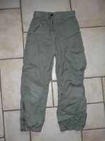 pantalon toile 6,50€