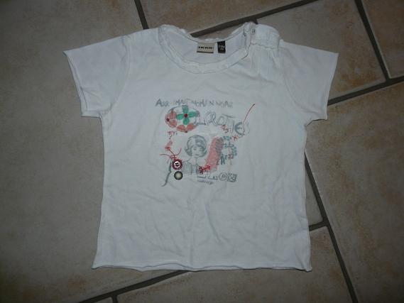 Tshirt IKKS 7€