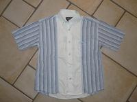 chemise serge blanco 14€