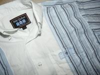 détails chemise serge blanco