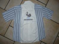 dos chemise serge blanco