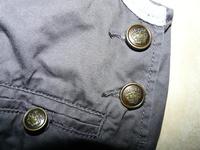 détails boutons robe IKKS
