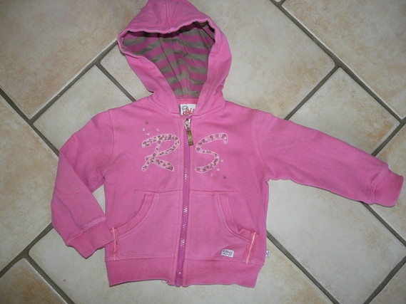 gilet Red Sound 7,50€