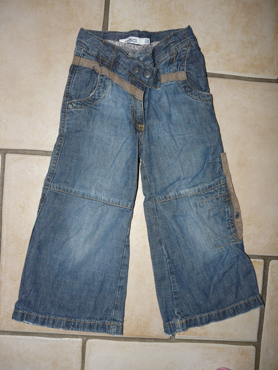 Jeans Okaidi 3,50€