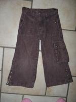 pantalon velours TAO 3€