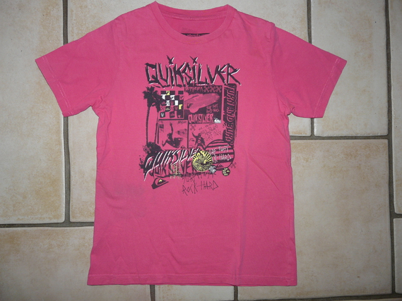 Tshirt Quicksilver 11€