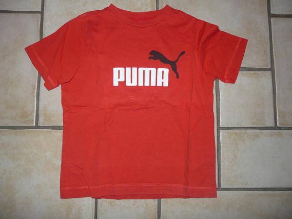 NEUF Tshirt Puma 6,50€