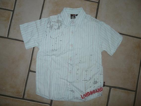 chemise Longboard 3,50€