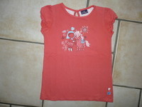 Tshirt sergent major 5€ 7 ans