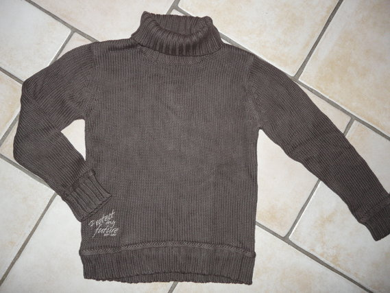 NEUF pull col roulé Redoute 8,50€