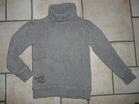 pull col roulé Redoute 5,50€