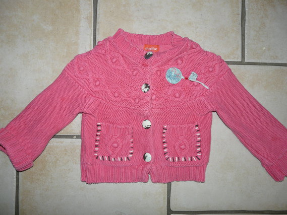 gilet Marese 14,50€