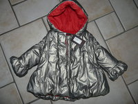 NEUF étiquetté manteau Catimini 35€