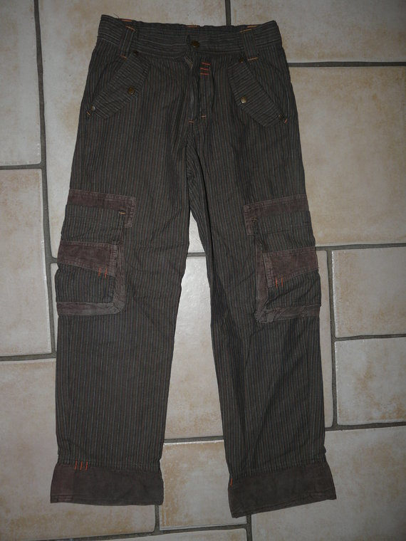 pantalon 2 sergent major 8€