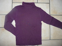 sous pull Redoute 2,50€