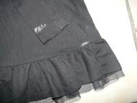 détails robe IKKS