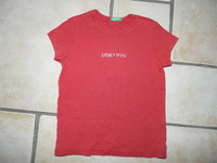 Tshirt Benetton 7,50€