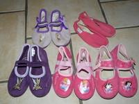 chaussons pointure 26 3€ au choix