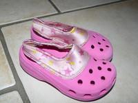 crocs pointure 25 7€