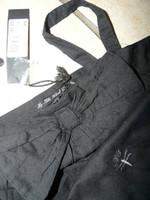détail robe IKKS (flash)