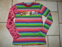 Tshirt Desigual 11€