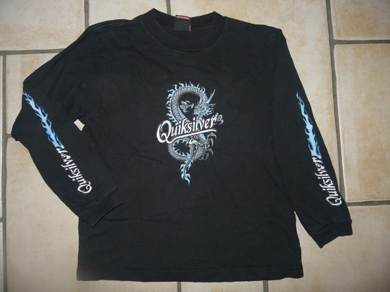 Tshirt Quicksilver 7,50€