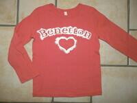 Tshirt Benetton 4,50€