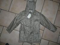 NEUF manteau imperméabilisé Vert Baudet 13€