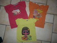 Tshirt Sergent Major 4€ piece