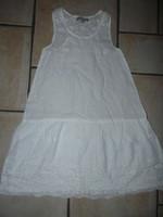 robe blanche 7,50€