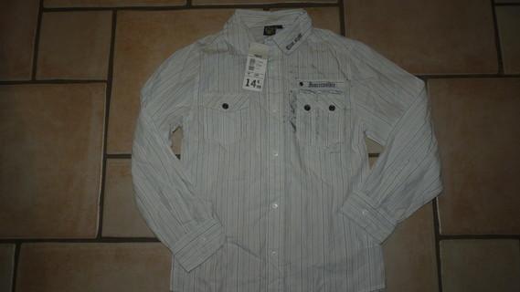 Neuve étiquettée chemise Kiabi 6,50€