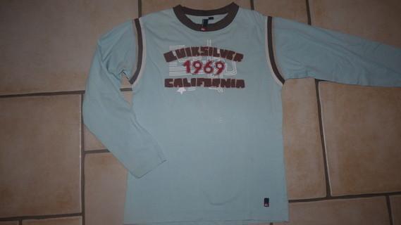 Tshirt Quicksilver 6,50€