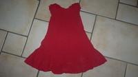robe rouge 7€
