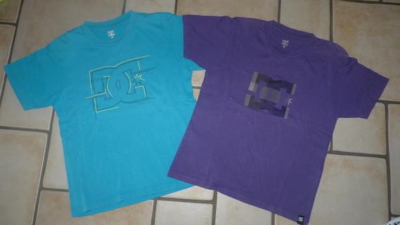 Tshirt DC 6€ pièce
