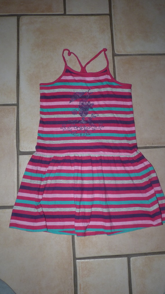 robe plage sergent major 7,50€