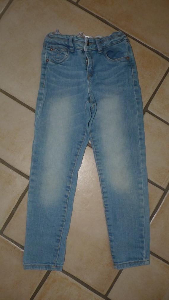 skinny Okaidi 5,50€