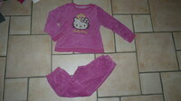 Pyjama Hello Kitty 8,50€