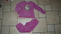 Pyjama Hello Kitty 8,50€
