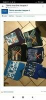 lot 3 Tshirts 13,50€