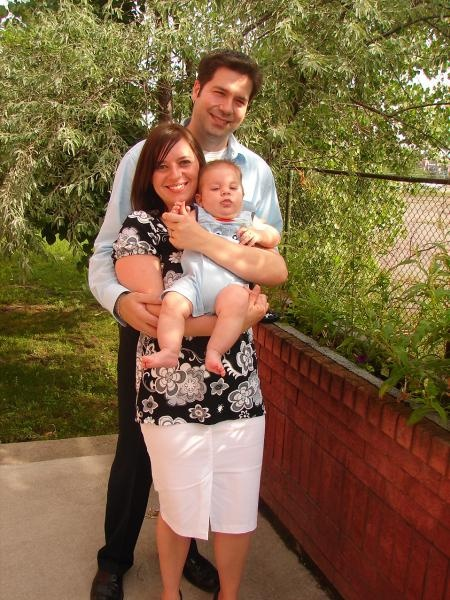 Bapteme Zakary 8 juillet 2007-15
