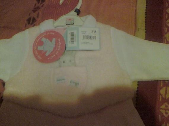 Ensemble Vêtement Sucre D'orge 3 mois (2)
