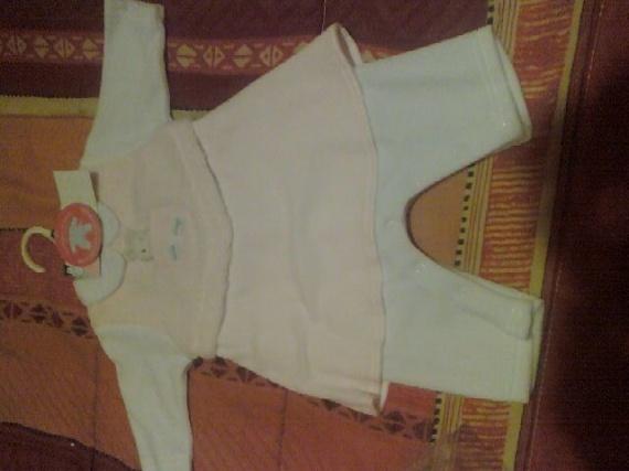 Ensemble Vêtement Sucre D'orge 3 mois (1)