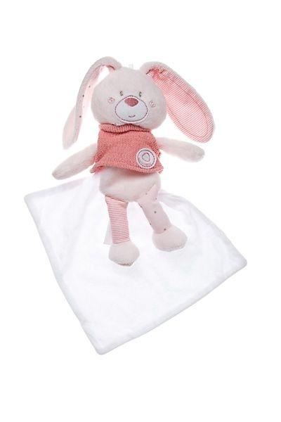doudou cajou lapin rose berlingot 2